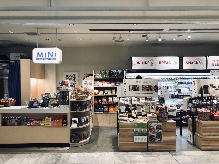 新宿のNEWoManにある、MINI by FOOD&COMPANY